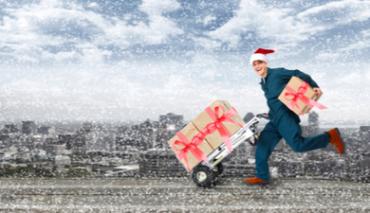 Verzendkosten kerstpakket in vrije ruimte WKR?