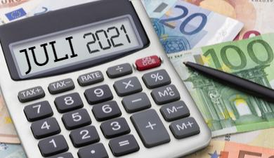 Minimumloon per 1 juli 2021 vastgesteld
