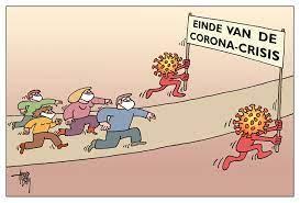 COVID-19, is eindelijk het einde in zicht?!